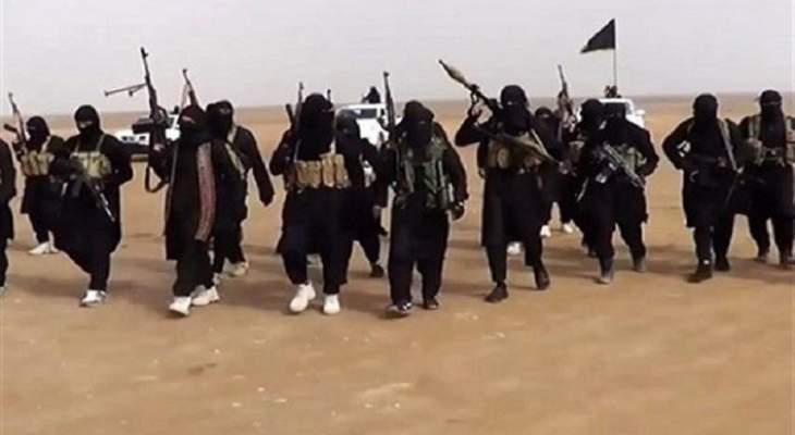 مقتل 8 من داعش بضربة جوية للتحالف الدولي شمالي العراق