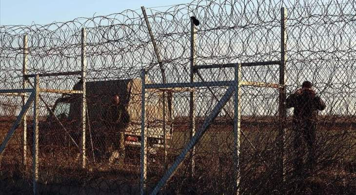 حرس الحدود التركي أنقذ 29 طالب لجوء أجبرتهم اليونان على العودة في ولاية أدرنة