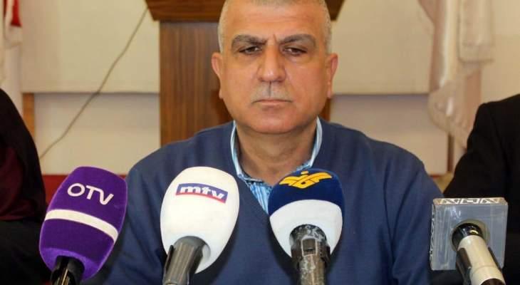 أبو شقرا: وعد من السراي بتحويل الأموال اليوم لتفريغ حمولة بواخر المحروقات