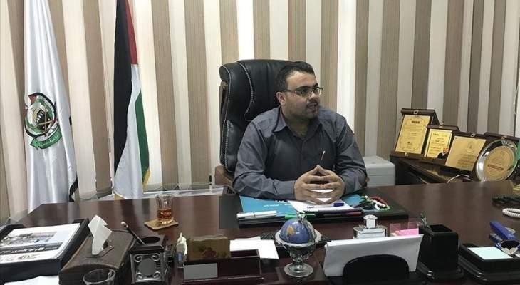 حماس: لإكمال مسار الانتخابات الفلسطينية ومقاومة الضغوطالإسرائيلية الساعية لإلغائها