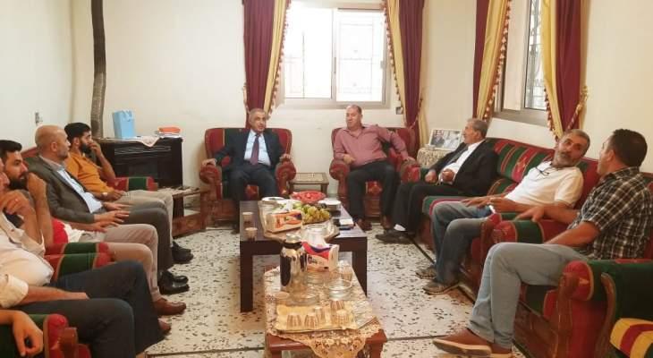هاشم: تسميتنا لرئيس الحكومة ستكون انسجاما مع الثوابت والخيارات الوطنية