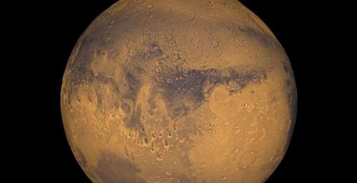 علماء روس يكشفون سر إختفاء المياه على كوكب المريخ