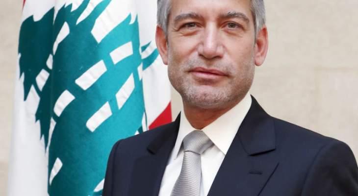 مكتب فياض: وزارة الطاقة لديها عدادات كهرباء وليس عليها اي متأخرات لكهرباء لبنان