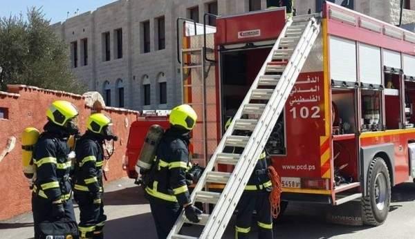 الدفاع المدني: حريق داخل مولد للطاقة الكهربائية في عوكر