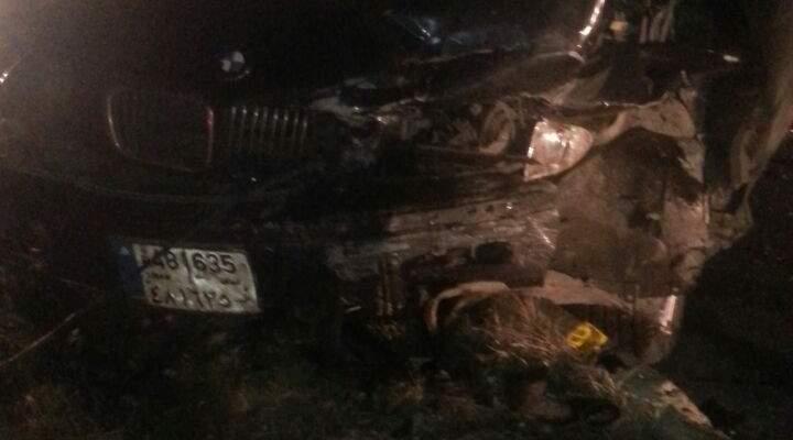 النشرة: سقوط عدد من الجرحى بحادث سير بين 3 سيارات على اوتوستراد زفتا المصيلح