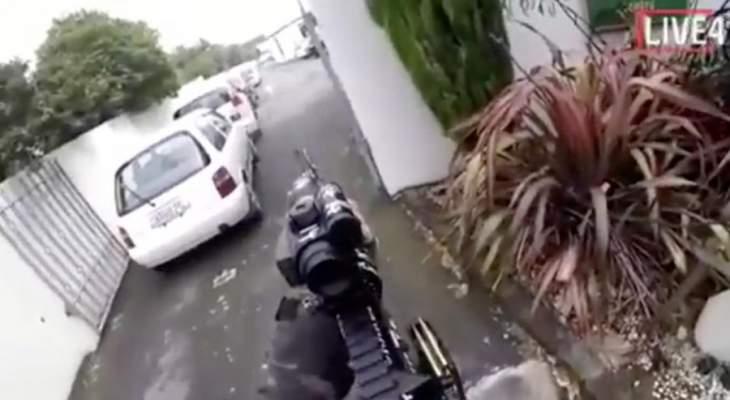 توجيه تهمة القتل إلى المشتبه به الرئيسي في هجوم نيوزيلاندا