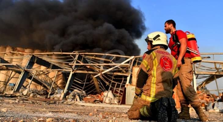 رويترز: دائنو لبنان قلقون مع تقويض الانفجار لخطط إعادة الهيكلة