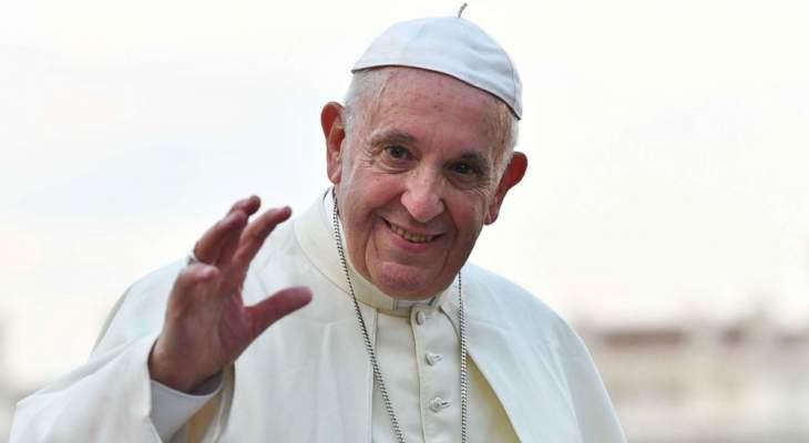 البابا فرنسيس توجه إلى موزمبيق في بداية رحلة تشمل مدغشقر وموريشيوس
