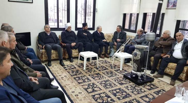 الخليل: لبنان قادر على مواجهة التحديات الاقليمية والداخلية