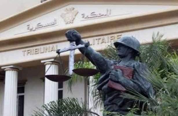 المحكمة العسكرية تحكم على الاسير بالاعدام وعلى شاكر 15 سنة اشغال شاقة