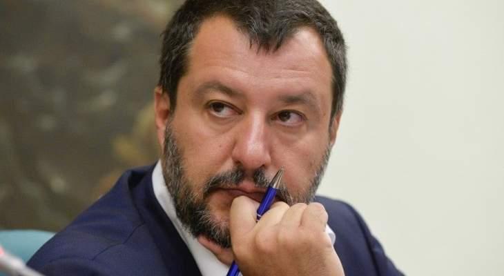 رئيس وزراء إيطاليا دعا لعجز عام فوق عتبة 2 بالمئة من إجمالي الناتج الداخلي