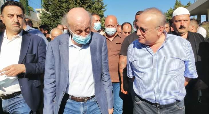 وهاب: أمن الجبل خط أحمر وخيارنا الجيش والقوى الأمنية والوحدة لمنع الإختراقات