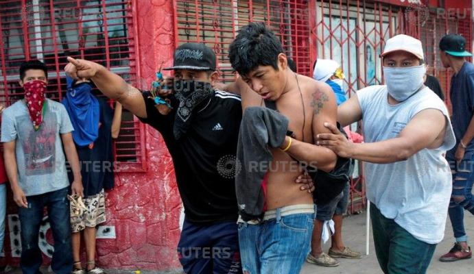 رئيس نيكاراغوا رفض تقديم موعد الانتخابات