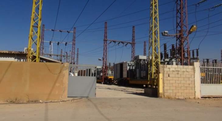 النشرة: ورشات الصيانة أصلحت خطوط الكهرباء التي تعطلت بريف الحسكة