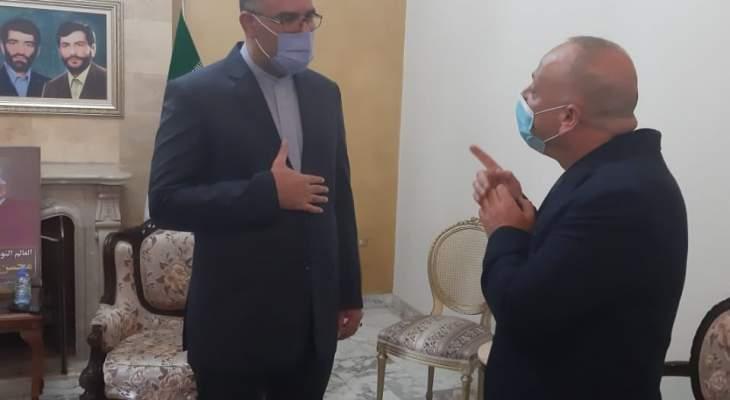 رئيس تيار صرخة وطن: للدعم الإيراني الأثر البارز في الانتصارات الكبيرة التي حققها لبنان