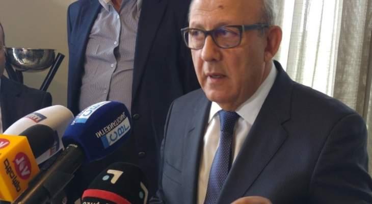 رئيس بلدية زحلة معلقة وتعنايل: وضع كورونا بزحلة صار متفاقما