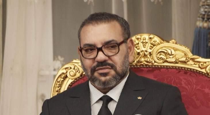 ملك المغرب لرئيس الحكومة الإسرائيلية: سنواصل الخدمة لسلام عادل بالشرق الأوسط