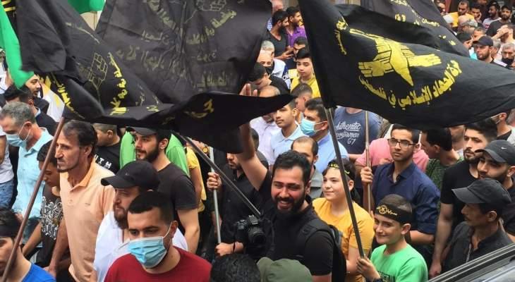 """النشرة: """"جمعة غضب"""" في المخيمات الفلسطينية لنصرة الأقصة"""