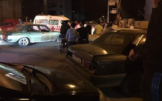 إصابة فلسطيني في اشكال فردي في عين الحلوة