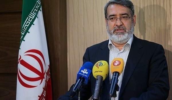 RT: إدخال وزير الداخلية الإيراني المشفى بعد أيام من إصابته بكورونا