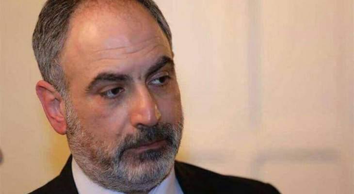 """أسود ردا على الحريري: """"التيار بدو يرد المسيحيين من بطنكم واللبنانيين من جيبتكم"""""""