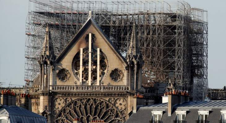 مهندس معماري نمساوي: خطة ماكرون لترميم نوتردام بـ5 سنوات طموحة جدا