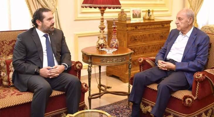 بري: وضع لبنان على مفترق طرق والوضع المالي أشد خطورة من إسرائيل وعدوانها