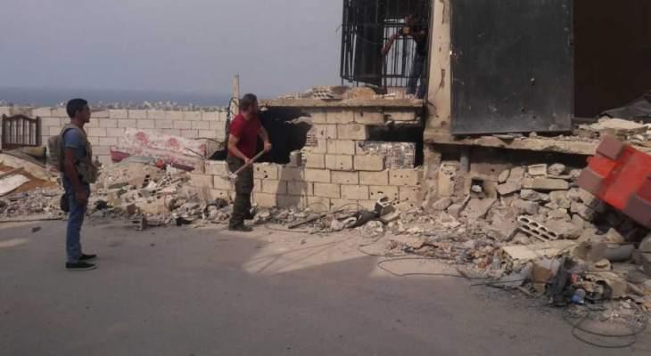 النشرة: الوضع الامني في مخيم المية ومية حذر والمدارس أقفلت أبوابها