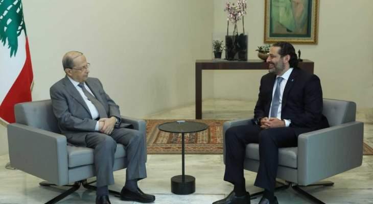 مرجع مسؤول للجمهورية: ما استُجد بين عون والحريري أدخل البلاد في أزمة تأليف مفتوحة