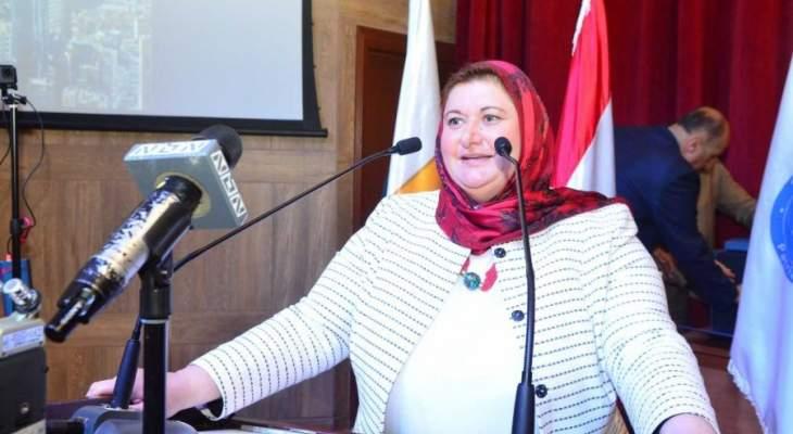 دينا المولى: نحرص على استقبال الطلاب ذوي الاحتياجات الخاصة