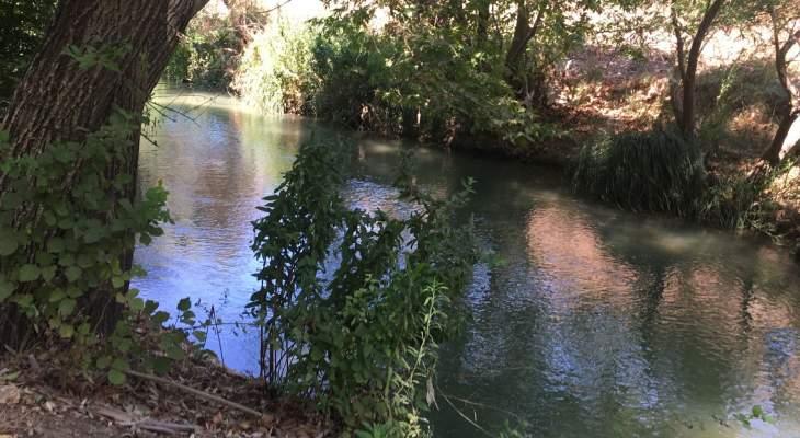 النشرة: جولة لمصحلة نهر الليطاني على ضفاف النهر بعد المجزرة البيئية في صير