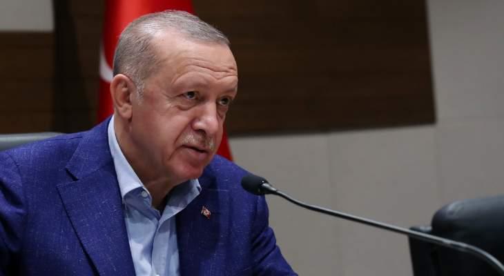 """اردوغان: """"كورونا"""" كشف الظلم وعدم المساواة بالنظام العالمي والسياسة اليوم حبيسة معاداة الإسلام والأجانب"""