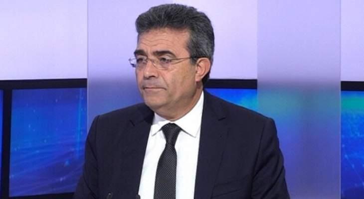 قسطنطين: المبادرة الفرنسية مكتوبة ونحن منسجمون معها وما يقوم به الحريري هو عملية تشاور سياسي