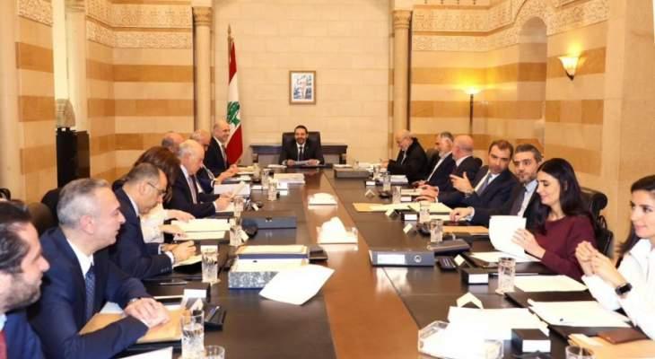 اللجنة الوزارية فشلت.. والمواجهة في الحكومة