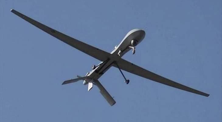 النشرة: طائرة استطلاع إسرائيلية خرقت الأجواء اللبنانية من فوق مزارع شبعا