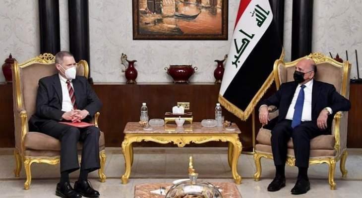 وزير خارجية العراق: الحكومة تدعو الأمم المتحدة لتقديم الدعم لإجراء الانتخابات بموعدها المحدد