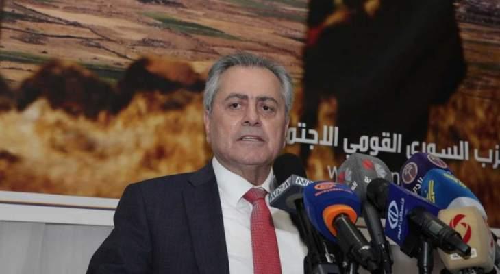 السفير السوري: الرؤية المستقبلية التي عبر عنها نصرالله تشكل ضمانة لكي نجني النجاحات