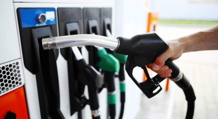استقرار سعر صفيحة البنزين 95 أوكتان وانخفاض سعر البنزين 98 أوكتان 100 ليرة والمازوت 400 ليرة