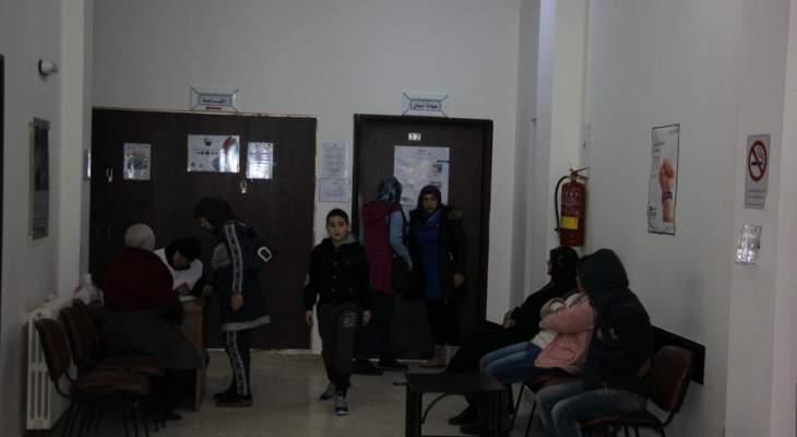 الهيئة الصحية نظمت يوما صحيا في مركزها في بلدة الخيام