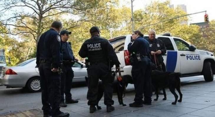 الشرطة الأميركية: اعتقال شخص يحمل عبوة من البنزين في كاتدرائية في نيويورك