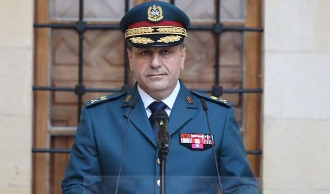 محمود الاسمر: الجيش شارك في عمليات اخماد الحرائق بالامس