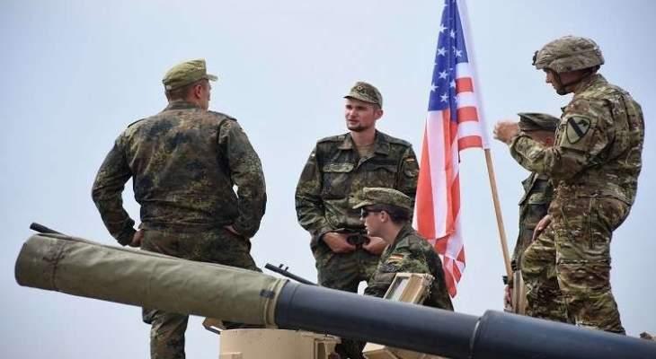 البنتاغون: القوات الأميركية لن تشارك بإقامة المنطقة الآمنة شمالي سوريا