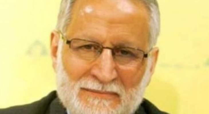 حسين الموسوي: ما تعنيه أنت ليس بحق ما دام حزب الله ساكتا عنه