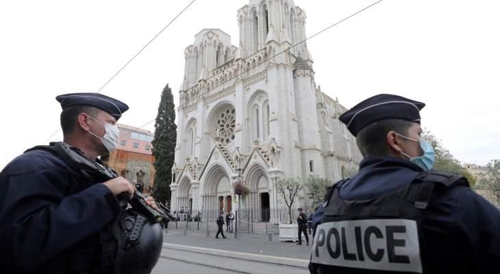 أ.ف.ب: توقيف رجل يُشتبه بأنه على صلة بمنفذ هجوم نيس في فرنسا