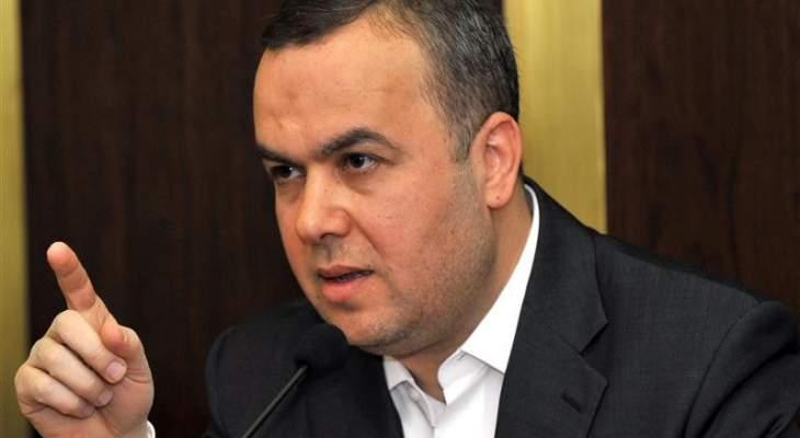 فضل الله: سأنتظر القضاء ليقول لنا ماذا حصل في الحسابات المالية للدولة اللبنانية