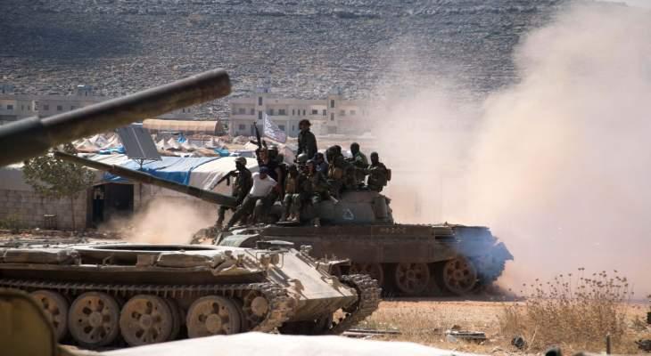 """المركز الروسي للمصالحة: رصد 17 عملية قصف من قبل مسلحي """"جبهة النصرة"""" في إدلب"""