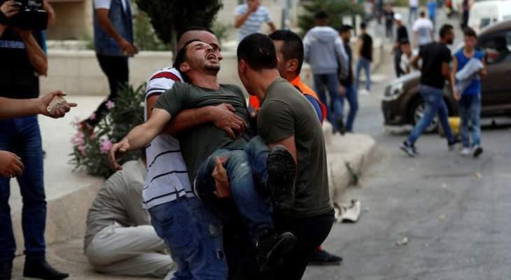 القوات الاسرائيلية تقتحم جنوب بيت لحم والسكان الفلسطينيين يتصدّون لها