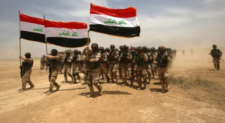 مقتل 8 إرهابيين على حدود العراق مع الأردن وسوريا