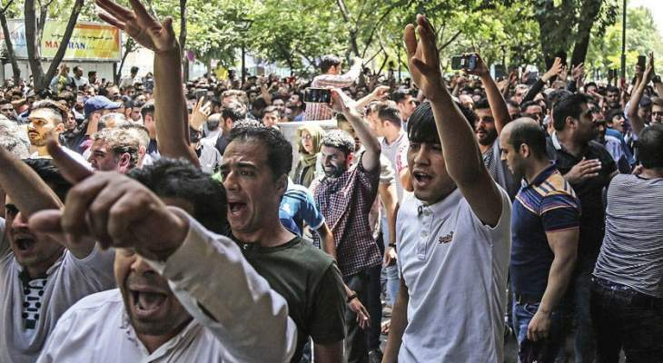 ما بين تظاهرات إيران والشارع اللبناني