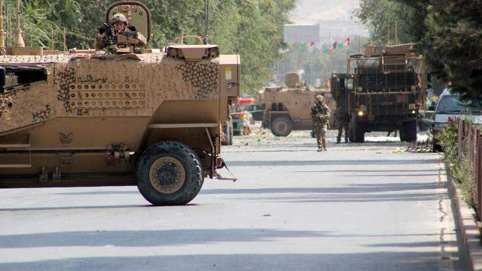 الداخلية الأفغانية: انتهاء الهجوم في العاصمة كابول ومقتل جميع منفذيه
